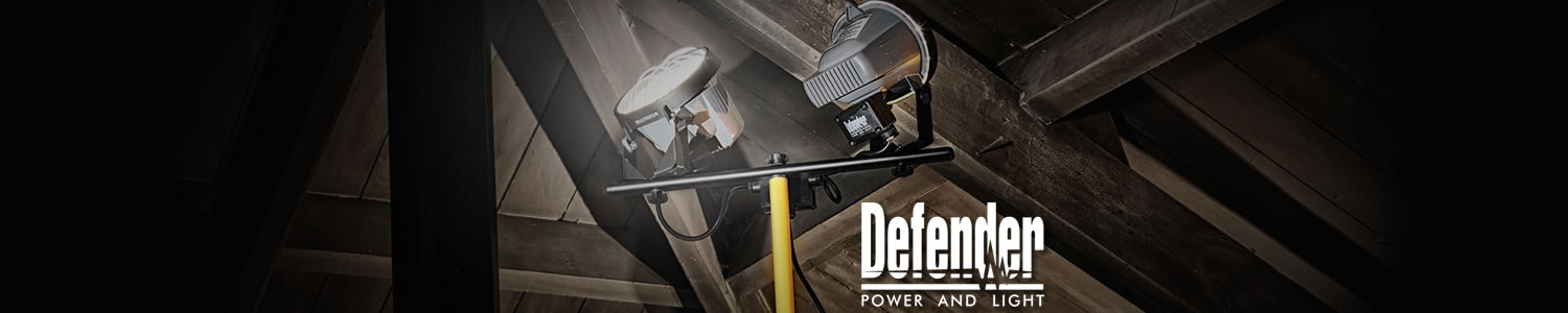 Defender Lighting and Power