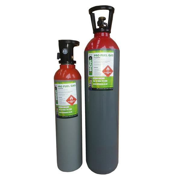 Gas Cylinders  Highland Industrial Supplies Ltd UK